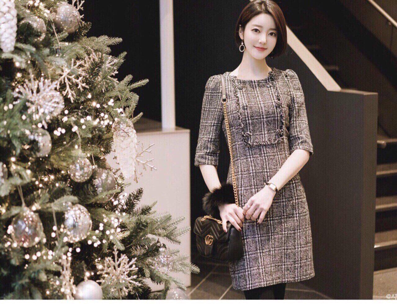 Váy Dạ Xuông Tủ 4