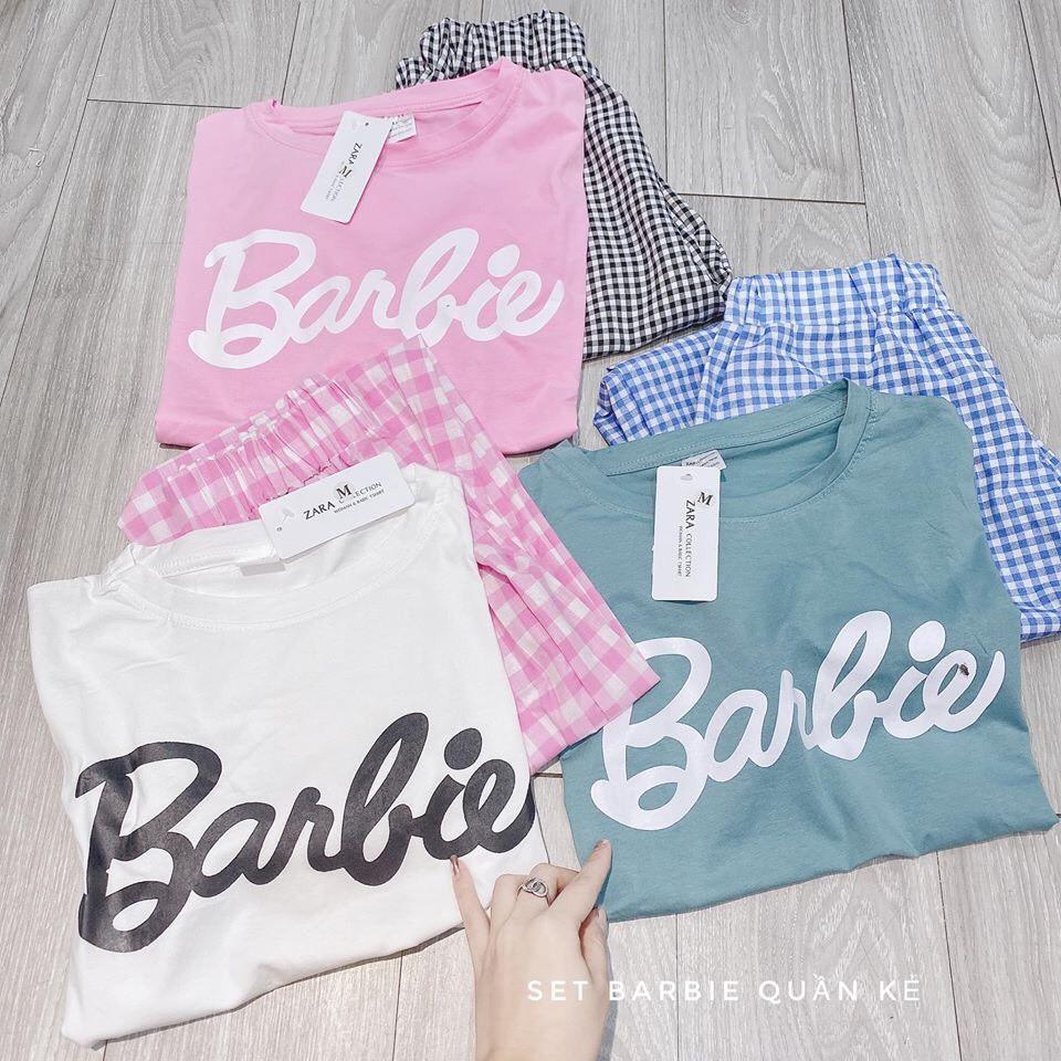 Set Nữ Barbie Tủ 6