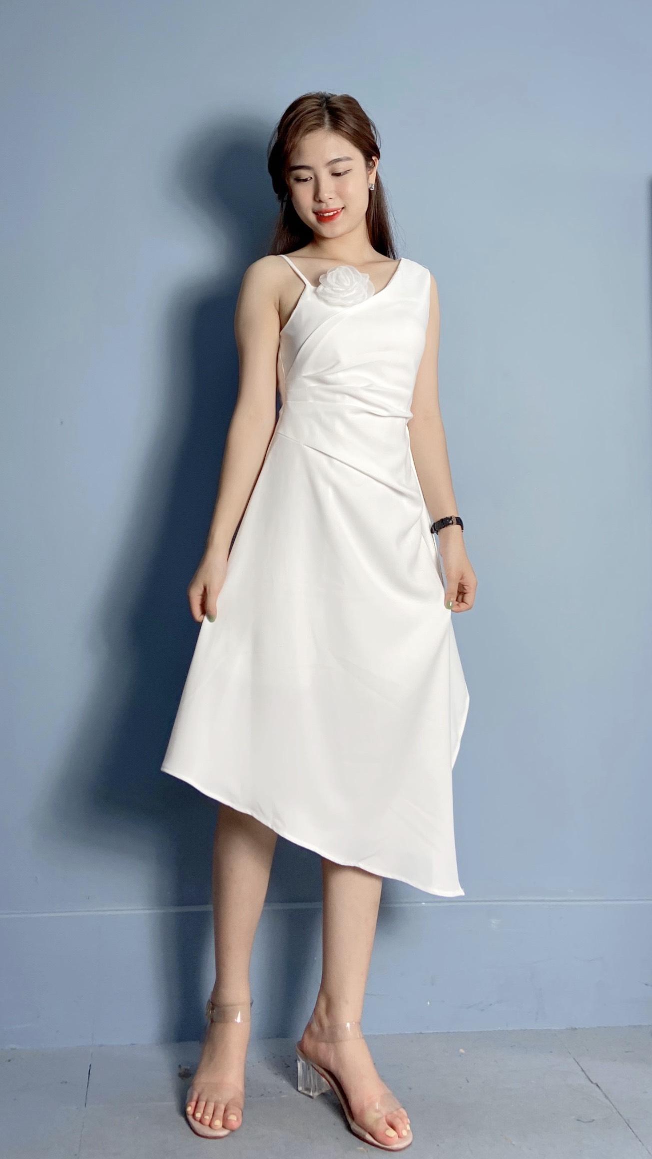 Váy Trắng Tiểu Thư NA/T2-PA-K8