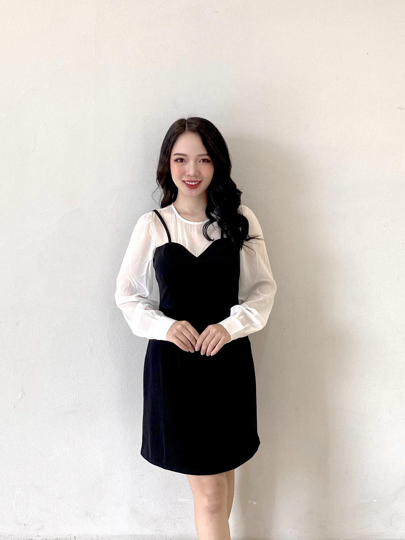 Váy Giả Yếm NB/T2/Pto-K16