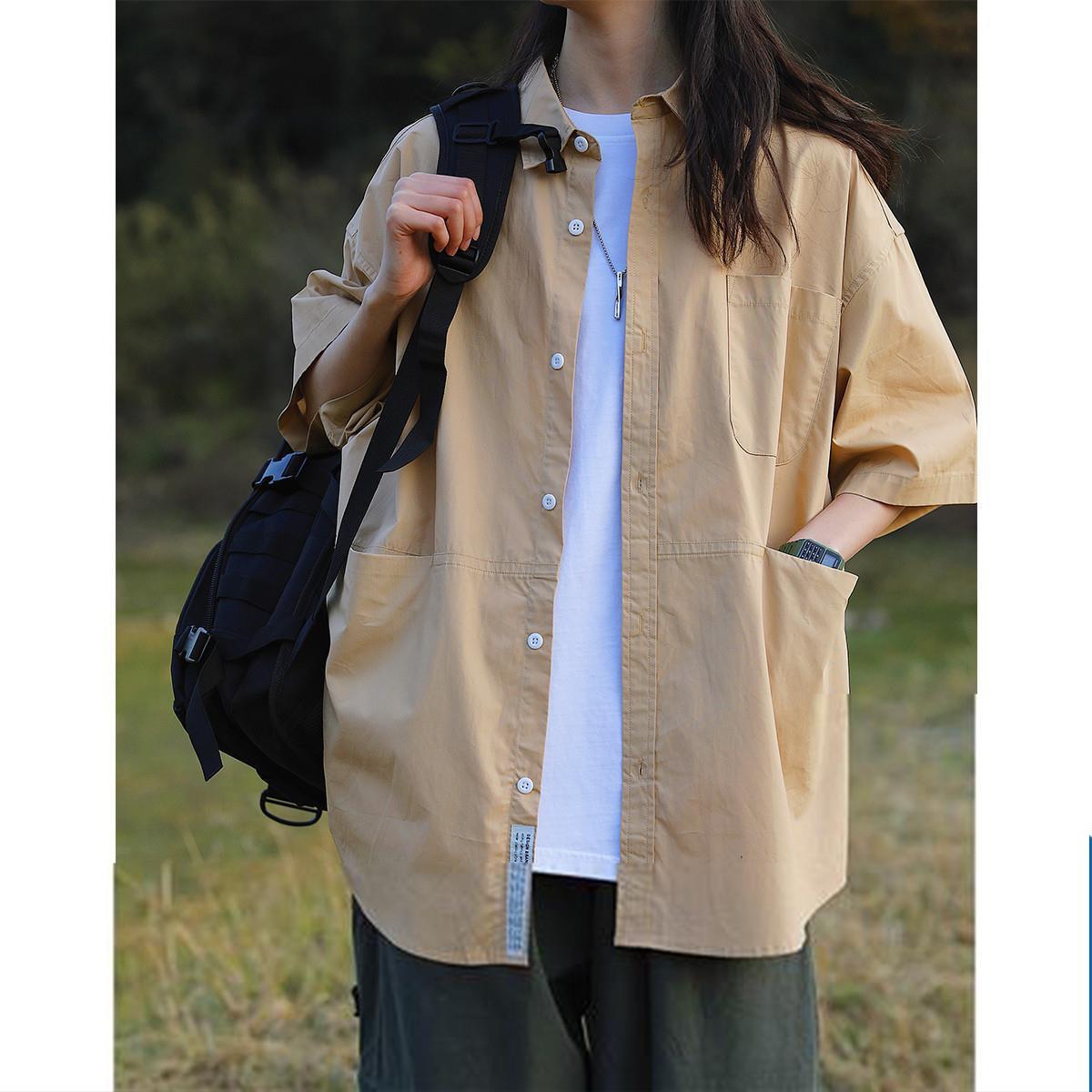 Áo Sơ Mi Túi Brand Design A067 NA/T2/PB/K13