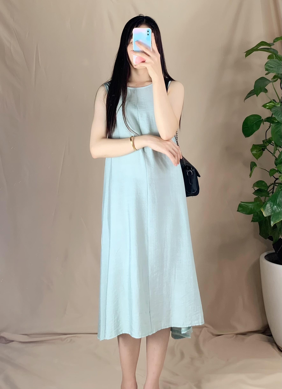 Váy Sát Nách Suông NB/T2/PB/K1